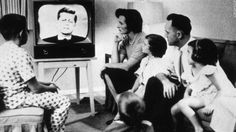 """By 1960, television was firmly entrenched as America's new hearth.<a href=""""http://www.tvb.org/media/file/TV_Basics.pdf"""" target=""""_blank""""> Close to 90% of households had a TV</a>, making the device almost ubiquitous. The ensuing decade would see the medium grow in both importance and range."""