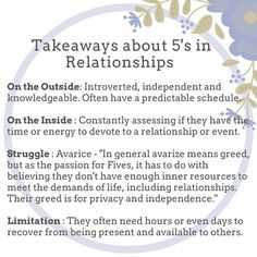 Image may contain: text Intj Personality, Personality Characteristics, Mbti Istj, Type 5 Enneagram, Infj Type, Leadership Quotes, Education Quotes, Astrology Numerology, Get To Know Me