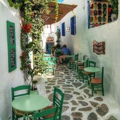 Amorgos island, Greece #amorgos #greece by:@dounazoe