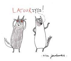Nika Jaworowska - Daniel de Latour