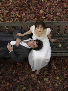 Pride and Prejudice, 2005.  Not my favorite movie version, but this is a GREAT photo.  It would be a good engagement or wedding photo.