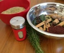 Recipe Jamie Oliver's Christmas Rub by Sharon.thermomix - Recipe of category Sauces, dips & spreads