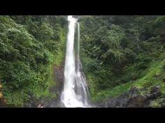 Gitgit Waterfall, Bali, Indonesia - YouTube
