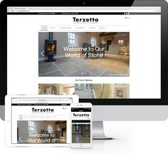 Terzetto Stone is a leading importer of stone tiles and porcelain tiles, with showrooms in Yorkshire and Cheshire.  Terzetto Stone approached Wonder Media for a complete design refresh. We transformed their existing gallery based website in to a full product catalogue; which beautifully presents their wide range of stone and porcelain tiles.
