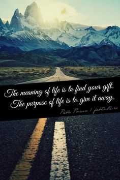 The Meaning and Purpose of Life