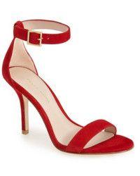 Pelle Moda | 'kacey' Ankle Strap Sandal |  Lyst