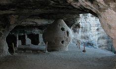 Misteriosa Zona Arqueologica en Cueva de la Olla, Chihuahua