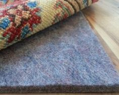 Super Premium™ by Rug Pads for Less is a 100% recycled felt rug pad  manufactured in the USA without any chemicals or odor. Square Rug Pads Start at $16.99. FREE SHIPPING to all orders in the USA.