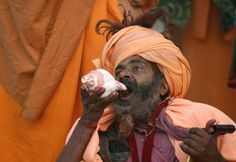 (Reuters) - Upwards of a million elated Hindu holy men and pilgrims took a bracing plunge in India's sacred Ganges river to wash away lifetimes of sins o. Kumbh Mela, Pilgrim, Worlds Largest, India, River, Photo And Video, Stage, Characters, Costume