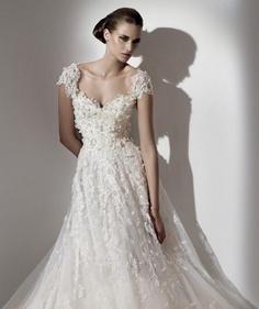 Elie Saab bridal perfection