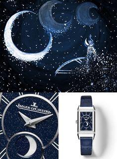 Good-Night #jaegerlecoultre #watch #luxurywatch #night #creativeacademy