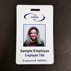 philadelphia defense council employee photo id badge pinterest