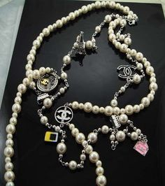 7e7b2b1e63a6e 29 Best Chanel necklaces images in 2019 | Chanel jewelry, Chanel ...