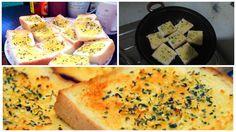 Buat Garlic Bread ala PH Yang Praktis dan Anti Ribet yuk. Cukup Pakai Roti Tawar