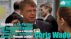 #CMTV meets Co-Founder of Isomer Capital - Chris Wade at TLA Women in Tech