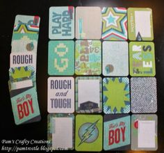 Pam's Crafty Creations: CTMH Page Protectors, Picture My Life & Albums Page Protectors, Play Hard, Project Life, Albums, My Life, Scrapbooking, Crafty, Projects, Pictures