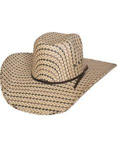 Bullhide Men s Bronc Ballet 50X Straw Cowboy Hat e64dbc4fa745