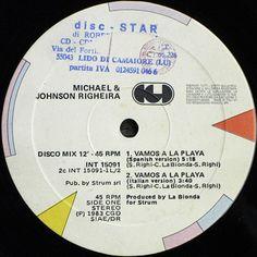 Michael & Johnson Righeira