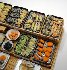 Miniature Food Tempura
