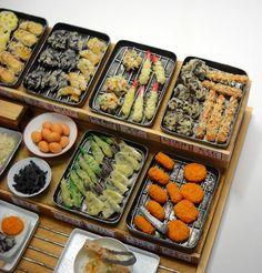 Miniature Food Tempura