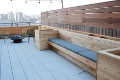 Is This The Dreamiest NYC Rooftop? #refinery29 http://www.refinery29.com/eye-swoon/40#slide-5 RELATED: Make This Menu For Your Next Outdoor Party