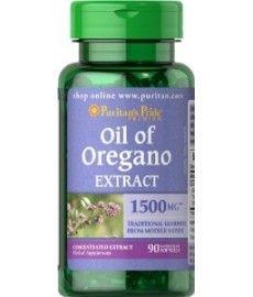 Olej z Oregano 1500mg ekstrakt