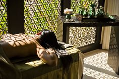 The spa at Banyan Tree Koh Samui, Thailand | Global Beauty Culture | Organic Spa Magazine