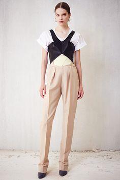 Balenciaga Resort 2013 Womenswear