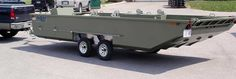 Float Trailer by Nestor Falls Marine