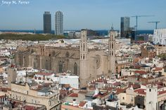 santa maria del mar barcelona exterior - Cerca con Google