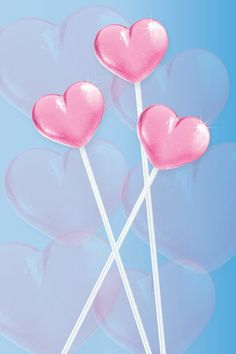 Twinkle Pops® - HEART - PINK [C00TC01P] - $9.00 : ::::::::::::: Twinkle Candy Home Page ::::::::::::