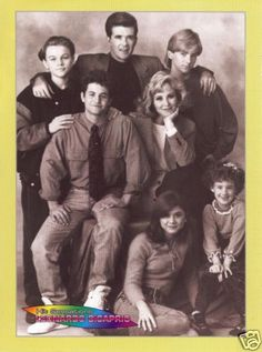 Growing Pains. I had such a crush on Carol!