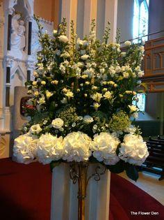 Church Pedestal grouped