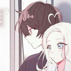 Manga Couple, Anime Love Couple, Cute Anime Couples, Me Anime, Kawaii Anime, Anime Guys, Anime Siblings, Anime Friendship, Avatar