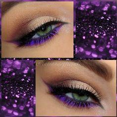 Under Purple Liner.