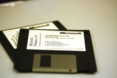 Installing games, sound cards, and operating systems from floppy disks… | 18 Things We Did On The Computer Kids Today Will Never Understand