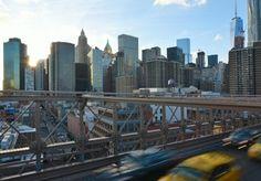 Manhattan - Manhattan canvas 80x140