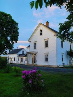 The Old Parsonage, Selma Nova Scotia....prepare to dream.....