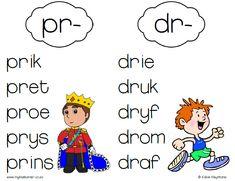 Grade R Worksheets, Tracing Worksheets, Preschool Worksheets, Quotes Dream, Life Quotes Love, Napoleon Hill, Robert Kiyosaki, Tony Robbins, Afrikaans Language