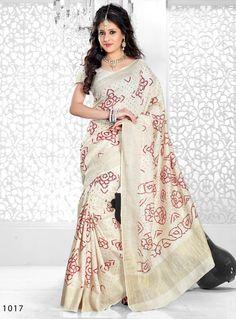 Warming White Munga Silk Bandhani Saree with contrast maroon bandhani design. Maroon bandhani dots beautifies the royal white saree. Drape the saree to steal the show.  Occasion: Party Wear  Shop online: http://www.sankalpbandhej.com/  Follow on FB: https://www.facebook.com/SankalpBandhejShoppe   For more pics & details / collaboration  call/whatsapp: 91-9377399299  Showrooms: Ahmedabad, Vadodara, Anand  #sankalpthebandhejshoppe  #bandhani #bandhanisarees #bandhanisari #sarees #sari