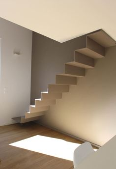 Casa F - Firenze - Picture gallery #architecture #interiordesign #staircase