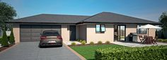 Kiwi | Signature Homes New Home Builders, New Home Designs, Kiwi, House Plans, Shed, New Homes, Floor Plans, Outdoor Structures, House Design