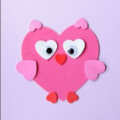 Do you want make a valentine craft for kids? Here we present 40 Best Inspiring Valentine Craft for Kids Valentine's Day Crafts For Kids, Valentine Crafts For Kids, Daycare Crafts, Valentines For Kids, Toddler Crafts, Preschool Crafts, Holiday Crafts, Fun Crafts, Art For Kids