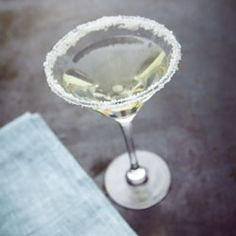 Nigella's Salted Caramel Martini