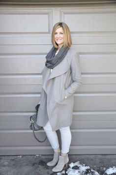 Grey Outfit Reitmans