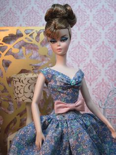 Bubble Dress in Vintage Liberty of London by Bellissimacouture