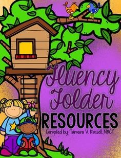 If you are a fan of my fluency resources, then you will LOVE this resource pack.  This is everything I use in my own folders for fluency! :) I've included detailed instructions on how I organize the folders.  There are labels and organizational tools for your own data binders.