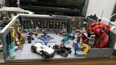 Tony's workshop