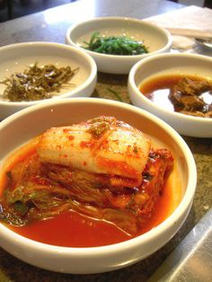 Korean food glossary terms aka what to order at a Korean restaurant