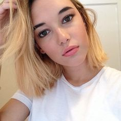"[FC: SARAH SNYDER] Elianah ""Eli"" Barnes is a flirtatious individual yet one who is not prepared for commitment or any sort of relationship. She can't promise love but can promise fun. You'll never have more adventure in your life than when you're with her because she's the risk-taking, rebellious person who will never make a second of your life boring. Just be warned that she can ruin your life and make you feel like shit too."